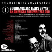 Boudleaux and Felice Bryant; an American Songwriter Duo, Volume 1 de Various Artists