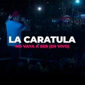 No Vaya a Ser (En Vivo) by Caratula