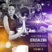 Jerusalema (feat. Burna Boy & Nomcebo Zikode) (Remix) de Master KG