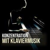 Konzentration mit Klaviermusik von Various Artists