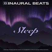Binaural Beats Sleep: Sleeping Music, Theta Waves, Alpha Waves, Isochronic Tones and Ambient Music For Relaxation, Deep Sleep and Brainwave Entrainment von Binaural Beats Sleep