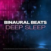 Binaural Beats Deep Sleep: Theta Waves, Sleep Alpha Waves, Isochronic Tones and Ambient Music For Sleeping Music, Sleep Aid and Calm Music For Sleep von Binaural Beats Sleep