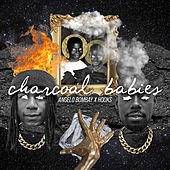 Charcoal Babies by Angelo Bombay