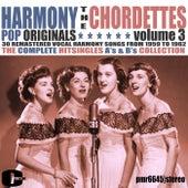 Harmony Pop Originals, Volume 3 de The Chordettes