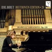 Beethoven Edition, Vol. 20: Diabelli Variations, Op. 120 fra İdil Biret