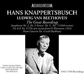 Beethoven: Orchestral Works (Live) by Hans Knappertsbusch