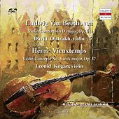 Beethoven & Vieuxtemps: Violin Concertos by Various Artists