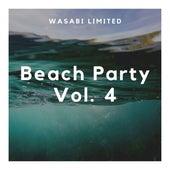 Beach Party Vol. 4 de Various Artists
