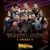 Acústico Imaginar: Vicente Nery e Amigos 4 de Vicente Nery