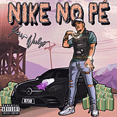 Nike no Pé de Yunno Weelyz