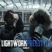 Lightwork Freestyle (feat. Karma K) de Press Play
