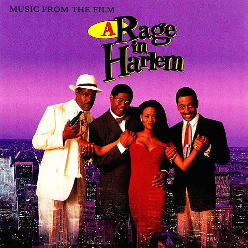 A Rage In Harlem by Various Artists