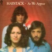 As We Appear de Haystack