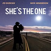 She's The One (feat. Nick Henderson) by Zo Duncan