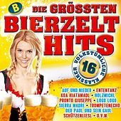 Die größten Bierzelthits B by Various Artists
