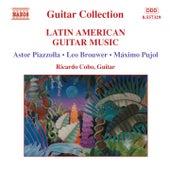 Latin American Guitar Music by Ricardo Cobo
