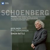 Schoenberg: Orchestral Works by Sir Simon Rattle