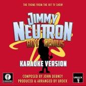 Jimmy Neutron Boy Genius (From