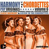 Harmony Pop Originals, Volume 6 de The Chordettes