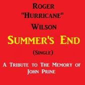 Summer's End by Roger Hurricane Wilson