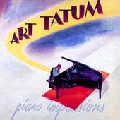 Piano Impressions de Art Tatum