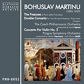 Bohuslav Martinů; Frescoes of Piero Della Francesca & Double Concerto for Two String Orchestras by Czech Philharmonic