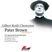 Edition 1: Vier Spannende Kriminalhörspiele von Pater Brown