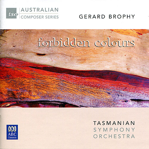 Gerard Brophy: Forbidden Colours by Various Artists