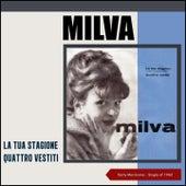 La tua stagione - quattro vestiti (Early Morricone - Single of 1962) von Milva