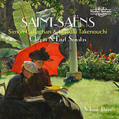 Saint-Saëns: Chopin & Liszt Sonatas Arrangements for 2 Pianos by Simon Callaghan