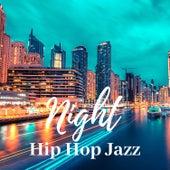 Night Hip Hop Jazz: Chill Summer Beach by Norah Moonlight