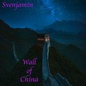 Wall of China by Svenjamin