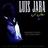 Luis Jara Vive : Grand Exitos en Concierto - Teatro Caupolican de Luis Jara