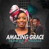 Amazing Grace (feat. Walesax) by Monique