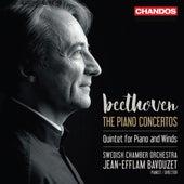 Beethoven: Piano Concertos by Jean-Efflam Bavouzet