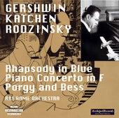 Gerswhin: Orchestral Works von Julius Katchen