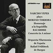 Torroba & Bacarisse: Guitar Works de Narciso Yepes