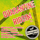 Quarantine Riddim, Pt. 1 by Various Artists