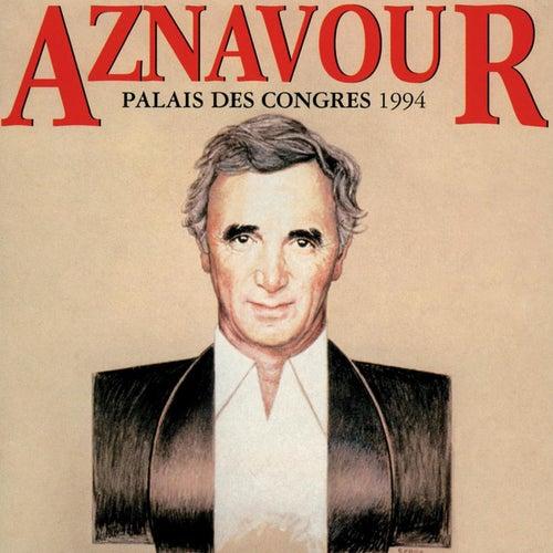 Aznavour Au Palais Des Congrès 1994 by Charles Aznavour