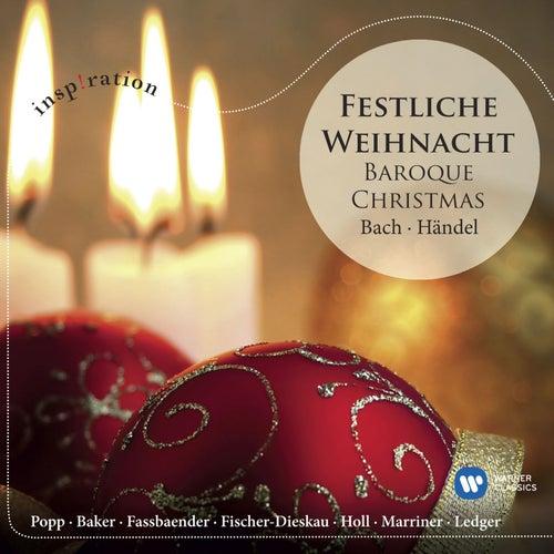 Baroque Christmas - Bach & Handel (International Version) by Various Artists