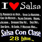 I Love Salsa... Salsa Con Clase by Various Artists