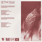 All That I Know by Grant