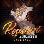 Resistiré, la Salsa Nos Une de Karibe Orquesta & Kate Candela