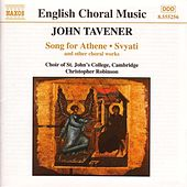 Tavener: Song for Athene / Svyati by Various Artists