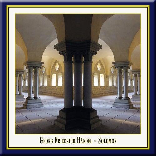 Handel: Solomon by Nancy Argenta