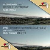 D'Indy - Saint-Saëns - Chausson von Marek Janowski