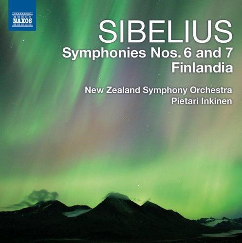 Sibelius: Symphonies Nos. 6 & 7 - Finlandia by Pietari Inkinen