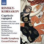 Rimsky-Korsakov: Capriccio espagnol von Gerard Schwarz