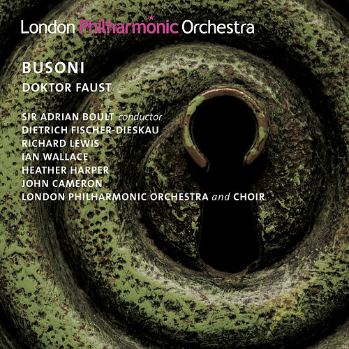 Busoni: Doktor Faust by Richard Lewis