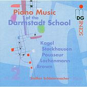 Piano Music of the Darmstadt School Vol. 2 by Steffen Schleiermacher